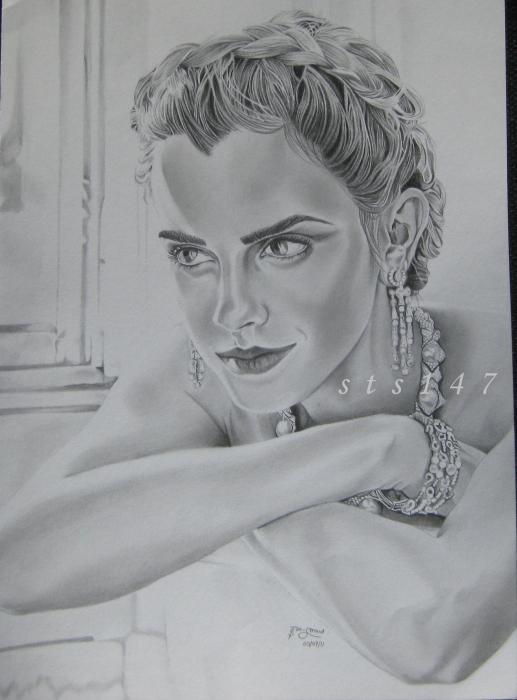 Emma Watson por sts147